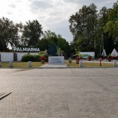 Wałbrzyska Palmiarnia - start do latania.