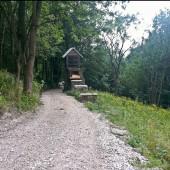 Cerna Hora, Okoliczności przyrody po lądowaniu.