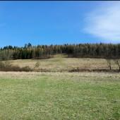 Kudowa - Czermna, Widok na strowisko do drogi dojazdowej.