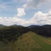 Startowisko na Monte MIeroszów