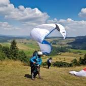 Andrzejówka Paragliding Fly, Starty nie zawsze wychodzą za pierwszym podejściem