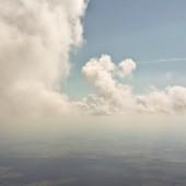 Taka chmura robi wrażenie, na żywo bardziej, ale i na zdjęciu także., Aeroklub Opolski, loty termiczne.
