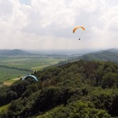 Paragliding Fly