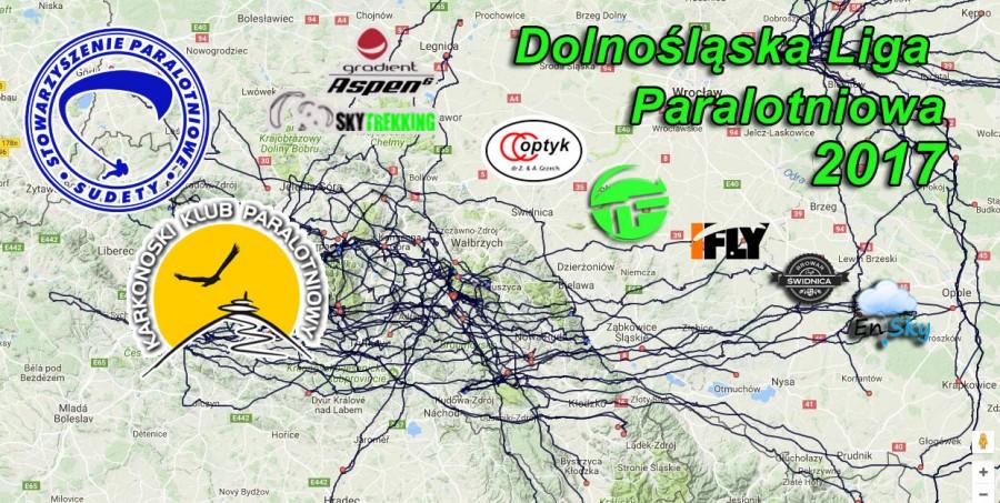 Dolnośląska Liga Paralotniowa 2017