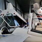 Towarzystwo Lotnicze Świebodzice kurs podstawowy 2018 dzień 6