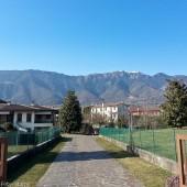 Widoki w drodze do Bassano