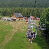 Effendi tuż za mną, Dzikowiec Paragliding Fly Boguszów - Gorce