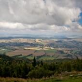 Widok z góry Bielików