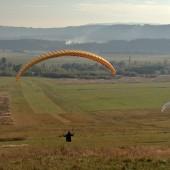 Drugi lotny dzień w Mieroszowie., Etap I