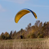 Trening na ziemi przynosi efekty także w powietrzu i wcale nie jest to takie łatwe.
