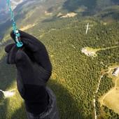 Cerna Hora Paragliding Fly, Latanie z szybowcami na Cernej Horze
