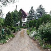Srebrna Góra - mokra i burzoowa, Powrót na Srebrną Górę