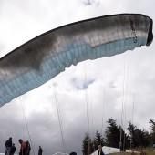 Andrzejówka - Paragliding Fly, Start