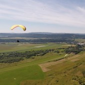 Monte Mieroszów - Paragliding Flym