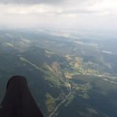 Paragliding Fly Karkonosze, Cerna Hora