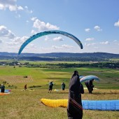 Paragliding Fly, Monte Miero.