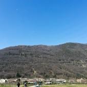 Bassano, Widok na główne startowisko.