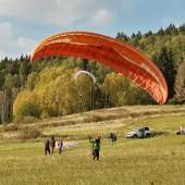 Mieroszów - Paragliding Fly, Daria - zlot na zakończenie walki na MonteMuero