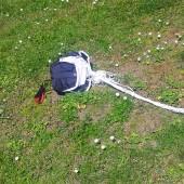 spadochron ratunkowy paralotniarza