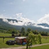 Lijak dzień siódmy, dzień wyjazdu., Lijak po burzy produkuje chmury.