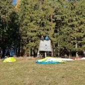 Monte Miero Paragliding Fly, Listopadowe latanie