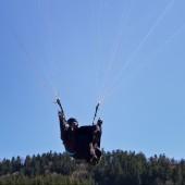 Andrzejówka Paragliding Fly, Piguła w kokonie :)