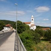 Widoki w drodze powrotnej - Słoweńskie klimaty.