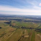 Im wyżej tym ładniejszy widok na Nowe Siodło.