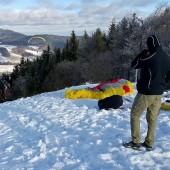 Andrzejówka Paragliding Fly, Rysiek też przegapił krótki warun.
