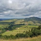 Andrzejówka - Klin Paragliding Fly, Z górnego startu tego dnia.