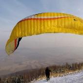 Czeszka paraglidining fly, Otwarcie sezonu na latanie