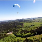 Dzikowiec - Paragliding Fly, Oblot Sol Synergy 5
