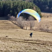 Andrzejówka Paragliding Fly, Mateusz - kokiet :)