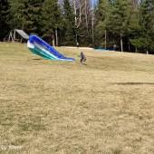 Mieroszów Paragliding Fly, Kolejny fajny warun