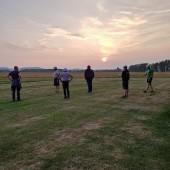 Towarzystwo Lotnicze Świebodzice kurs podstawowy 2018 dzień 3, Koniec 3 nia, kto przyjdzie jutro ten już zostanie do końca.
