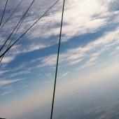 Cerna Hora - Paragliding Fly, W powietrzu ...