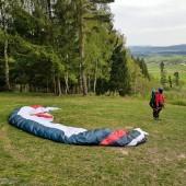 Mieroszów Paragliding FLy 26 kwietnia 2019, Lecieć czy zlecieć, oto jest pytanie.