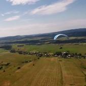 Mieroszów - Paraglidnig Fly
