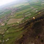 Srebrna Góra Paragliding Fly, Bywa, że i ja jestem na górze.