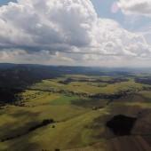 Monte Mieroszów - Paragliding Fly