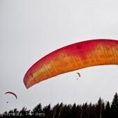 Zimne latanie w Mieroszowie