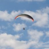 Zaczyna się podejście do lądowania.