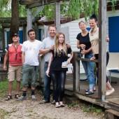 Lijak dzień siódmy, dzień wyjazdu., Camp Lijak - pożegnanie z Alexem, do zobaczenia wkrótce.