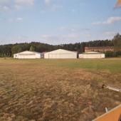 EPJG,  Areoklub Jeleniogórski lotnisko pod górą szybowcową.