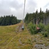 Karpacz - Kopa - Zbyszek, Ostatni dzień życia najstarszej krzesełkowej kolejki linowej w Polsce.