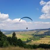 Andrzejówka Paragliding Fly, Czeska ekipa startuje jako pierwsza