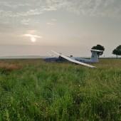 Towarzystwo Lotnicze Świebodzice kurs podstawowy 2018 dzień 3, Pirat chyba tylko poszerzenia perspektywy.