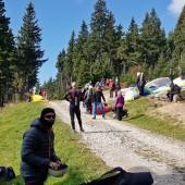 Cerna Hora - Paragliding Fly, Ostatnie nadzieje na przeloty.