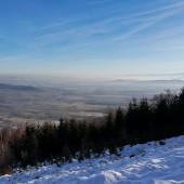 W stronę Ząbkowic i Srebrnej Góry.
