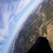 Mieroszów Paragliding Fly, Pod takim niebem ...
